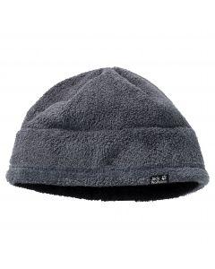 Damska czapka polarowa CHILLY WALK CAP W Ebony