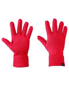Rękawice MILTON GLOVE hibiscus red