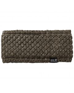 Opaska na głowę HIGHLOFT KNIT HEADBAND WOMEN granite