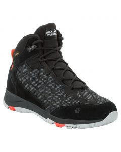 Buty damskie wysokie ACTIVATE XT TEXAPORE MID W black / orange coral
