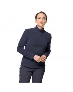 Bluza polarowa damska GECKO W Graphite