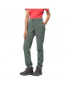 Spodnie rowerowe damskie GRADIENT PANT W Hedge Green
