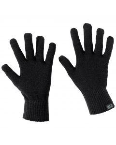 Rękawice TOUCH KNIT GLOVE black