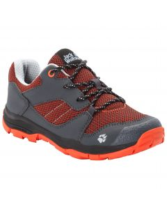 Buty dziecięce MTN ATTACK 3 LOW K orange / dark grey