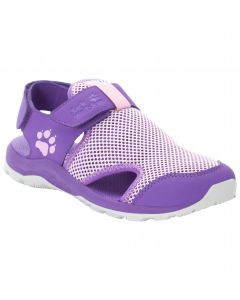 Sandały dla dzieci OUTDOOR WATER ACTION SANDAL K purple / rose