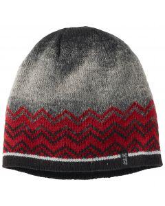 Czapka zimowa męska  NORDIC SHADOW CAP dark lacquer red