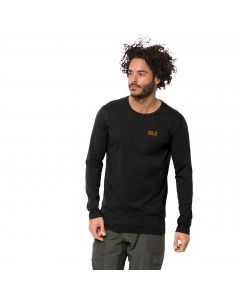 Męska koszulka ESSENTIAL LONGSLEEVE MEN black