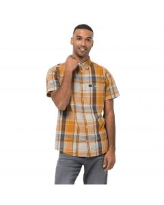 Koszula męska LITTLE LAKE SHIRT M amber checks