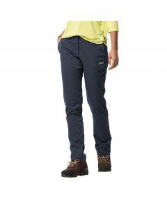 Spodnie zimowe damskie JWP WINTER PANTS W Night Blue