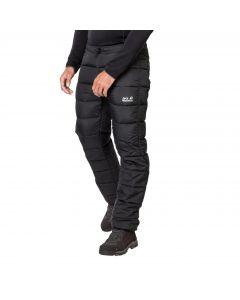 Spodnie puchowe męskie ATMOSPHERE PANTS MEN black