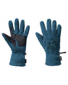 Rękawiczki polarowe PAW GLOVES Dark Cobalt