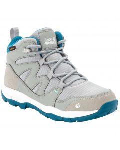 Buty trekkingowe dziecięce MTN ATTACK 3 TEXAPORE MID K grey / blue