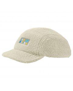 Czapka dziecięca ICE CLOUD CAMPER CAP K White Sand