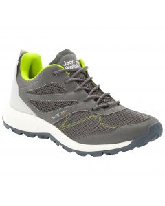 Buty na lato WOODLAND VENT LOW M grey / lime