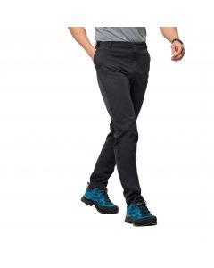 Spodnie zimowe męskie JWP WINTER PANTS M Black