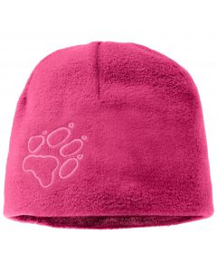 Czapka FLEECE CAP KIDS pink peony