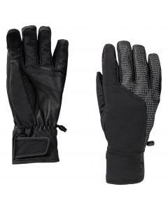 Rękawiczki softshell NIGHT HAWK GLOVES Black