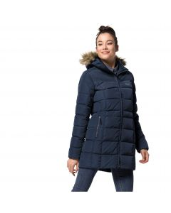 Płaszcz damski BAFFIN ISLAND COAT midnight blue