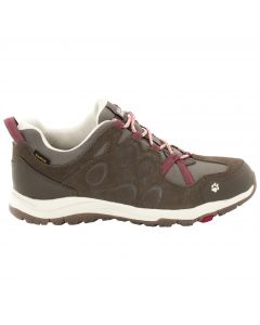 Buty ROCKSAND TEXAPORE LOW W dark ruby