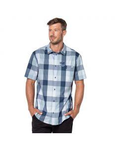 Koszulka FAIRFORD SHIRT MEN ocean wave checks