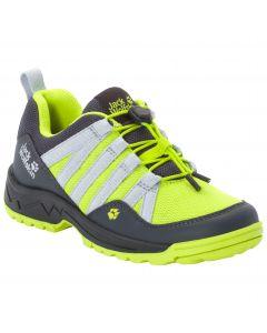 Buty dziecięce THUNDERBOLT LOW K lime / dark grey