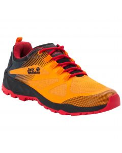 Buty sportowe męskie FAST STRIKER LOW M orange / red