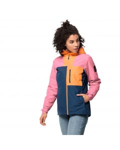 Kurtka damska 365 FLASH JACKET W paradise orange