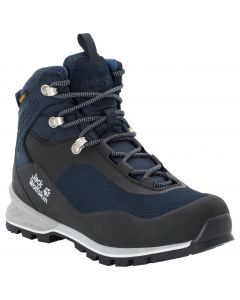 Buty trekkingowe damskie WILDERNESS LITE TEXAPORE MID W dark blue / phantom