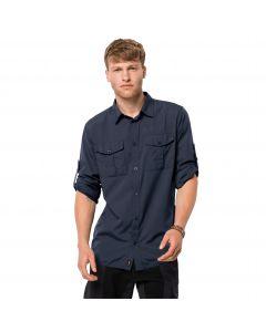 Koszula męska ATACAMA ROLL-UP SHIRT night blue