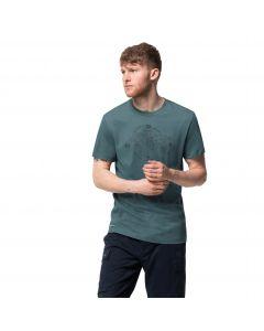 T-shirt męski OCEAN WORLD T M north atlantic