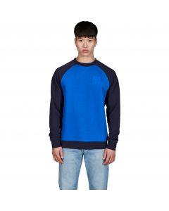 Bluza męska 365 CREW M azure blue