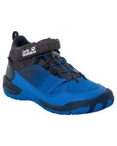 Buty dziecięce JUNGLE GYM TEXAPORE MID K dark blue / blue