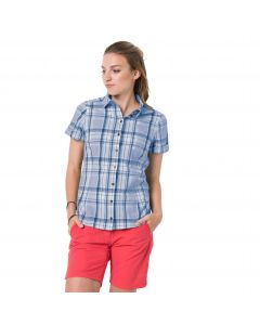 Koszula damska MARONI RIVER SHIRT W shirt blue checks