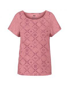 Damska koszulka MORO MAORI T rose quartz