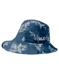 Kapelusz TROPICAL HAT WOMEN ocean wave all over