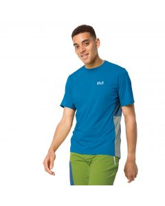 Koszulka termoaktywna męska NARROWS T M Blue Pacific