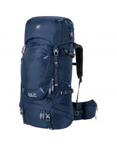 Damski plecak trekkingowy HIGHLAND TRAIL 55 WOMEN dark indigo