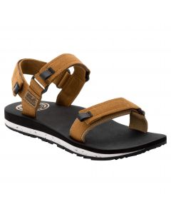Sandały męskie OUTFRESH SANDAL M light brown / light grey