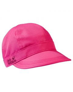 Czapka dziecięca SUN CAP GIRLS pink peony