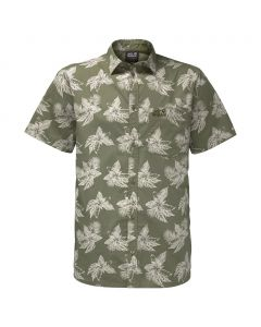 Koszula HOT CHILI TROPICAL SHIRT khaki all over