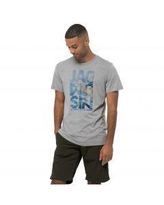T-shirt męski ATLANTIC OCEAN T M slate grey