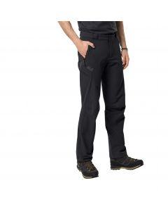 Spodnie zimowe męskie ACTIVATE THERMIC PANTS MEN Black