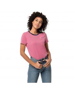 T-shirt damski 365 HIDEAWAY T W pink champagne