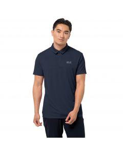 Koszulka sportowa męska JWP POLO M night blue