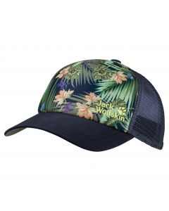 Czapka damska PARADISE CAP WOMEN midnight blue all over