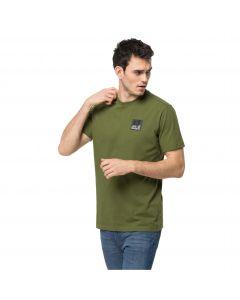 Męska koszulka z krótkim rękawem RAINBOW PAW T M Cedar Green