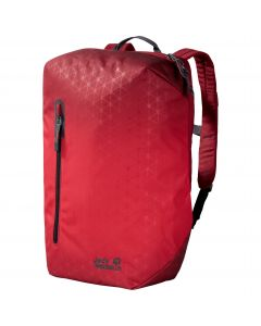 Plecak na laptopa BONDI corona red grid