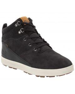 Męskie buty zimowe  AUCKLAND WT TEXAPORE MID M black / beige