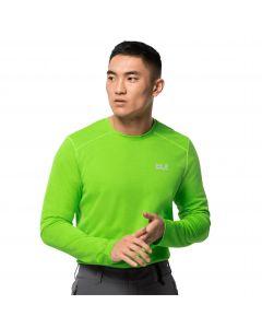 Koszulka termoaktywna męska SKY RANGE LONGSLEEVE M leaf green