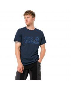 Koszulka męska  BRAND LOGO T M night blue